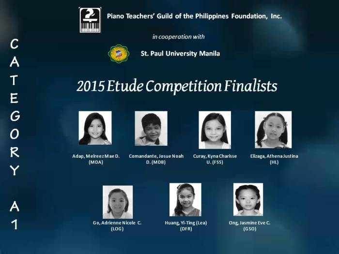 CatA1 Finalists