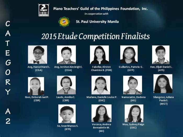 CatA2 Finalists