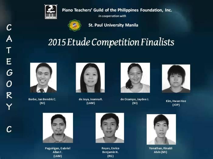 CatC Finalists