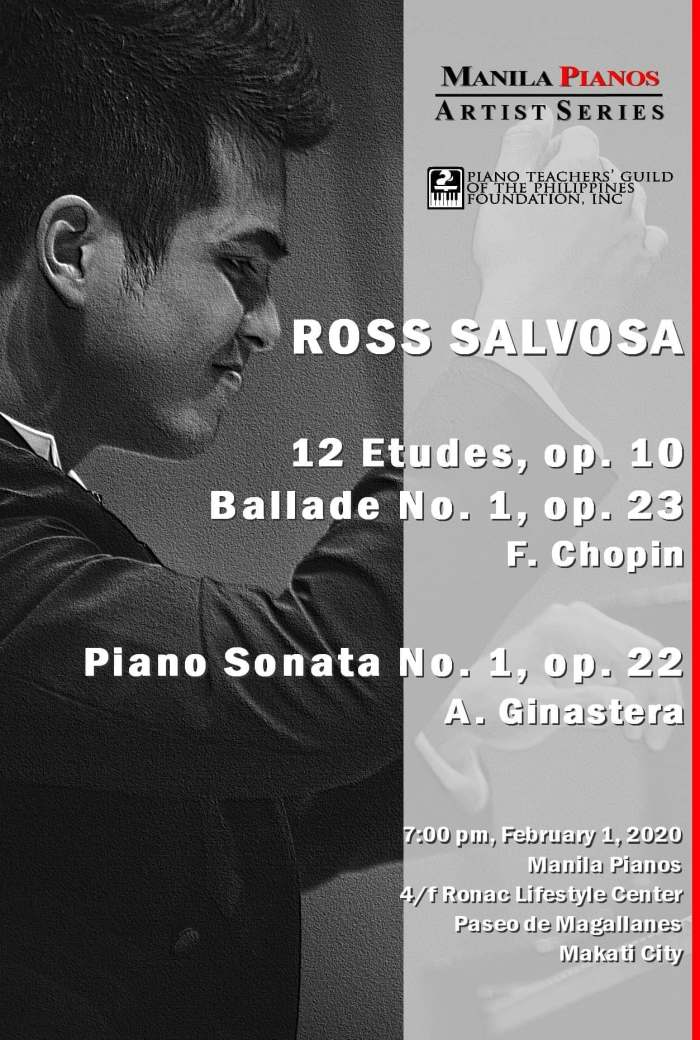 ROSS SALVOSA